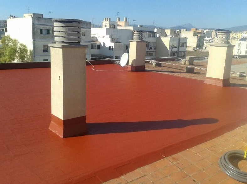 Terraza comunitaria em3 for Impermeabilizar terraza transitable